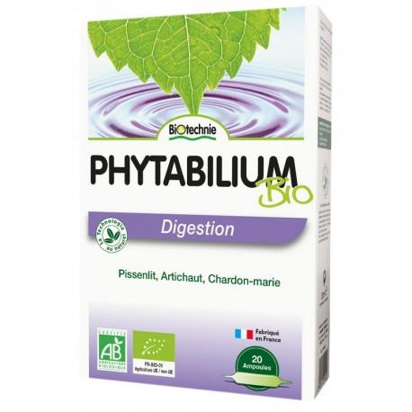 Phytabilium (ampoules) - Biotechnie