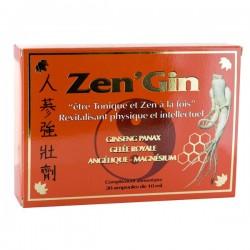 ZEN'GIN (force,détente) - NUTRITION CONCEPT