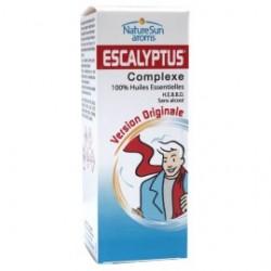 Escalyptus complexe 100% huiles essentielles - NatureSun aroms