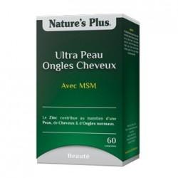Ultra peau ongles cheveux Plus - Nature's Plus