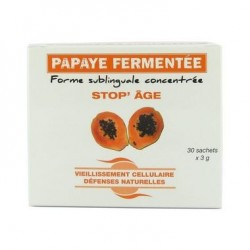 Papaye fermentée - forme sublinguale concentrée - Phytosud Laboratoire