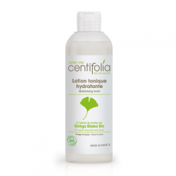 Lotion tonique hydratante - Centifolia