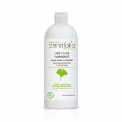 Lait corps hydratant - Centifolia