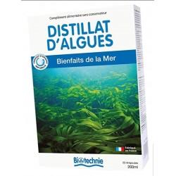Vente DISTILLAT D'ALGUES (oligo-éléments,iode) 4590553 Compléments alimentaires et bio