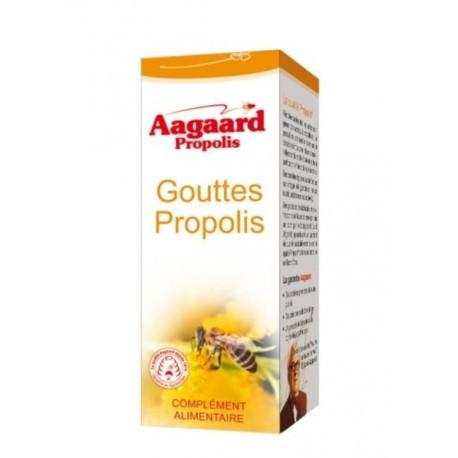 Gouttes Propolis - AAGAARD PROPOLIS