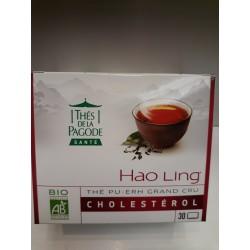 Hao Ling Diet Tea (x30) - THES DE LA PAGODE