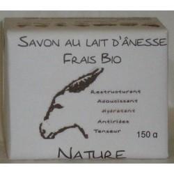 Vente SAVON AU LAIT D'ANESSE FRAIS BIO 690155 Hygiène corporelle
