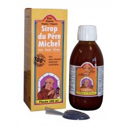 SIROP DU PÈRE MICHEL (tonus,énergie,protection de la gorge...) - BIOLIGO