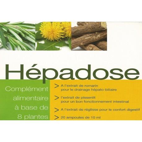 HEPADOSE (plantes+huiles essentielles+racines)