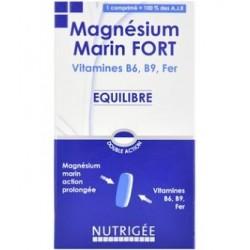 Magnesium Marin FORT - NUTRIGEE